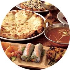 インド料理写真1